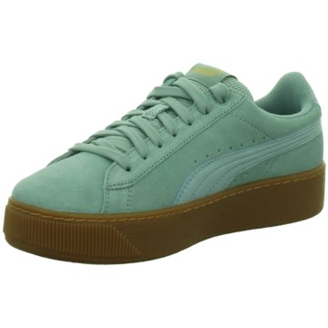 Puma Top Trends Sneaker grün