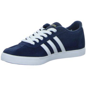 adidas Sneaker LowCOURTSET - AW4212 blau
