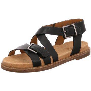 Clarks SandaleSandale schwarz