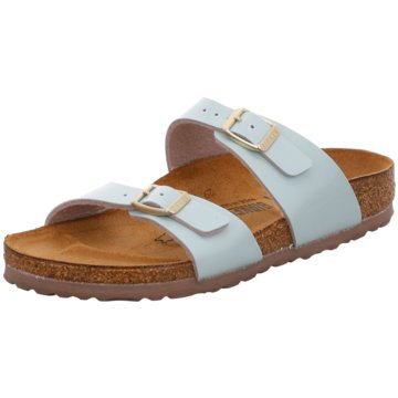 Birkenstock Summer Feelings grün