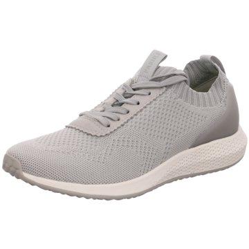 Tamaris Sportlicher SchnürschuhSneaker grau