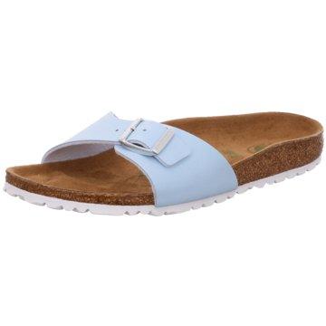 Birkenstock Top Trends Pantoletten blau