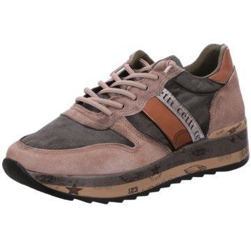 Cetti Sportlicher SchnürschuhSneaker rosa