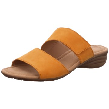 Gabor Klassische PantolettePantolette gelb