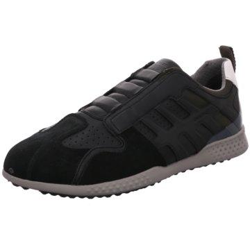 Geox FreizeitschuhSneaker schwarz