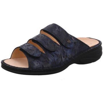 FinnComfort Komfort PantoletteHellas 2620 blau