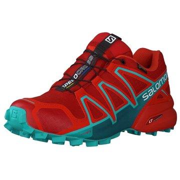 Salomon TrailrunningSpeedcross 4 GTX Outdoorschuhe rot