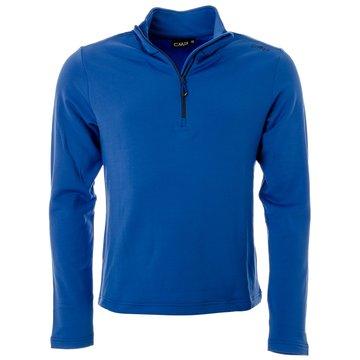 CMP FleecepulloverMAN SWEAT - 3E15747 blau