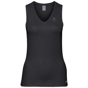 ODLO Shirts & Tops schwarz
