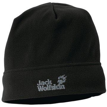 JACK WOLFSKIN Hüte & Mützen schwarz