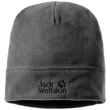 JACK WOLFSKIN MützenREAL STUFF CAP - 19590-611 grau
