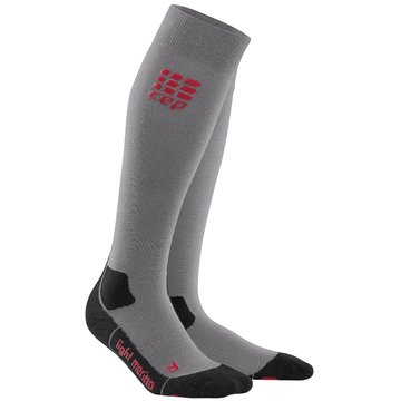 CEP KniestrümpfeProgressive+ Outdoor Light Merino Socks Women grau