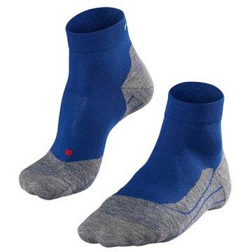 Falke Hohe SockenRU4 Short - 16705 blau