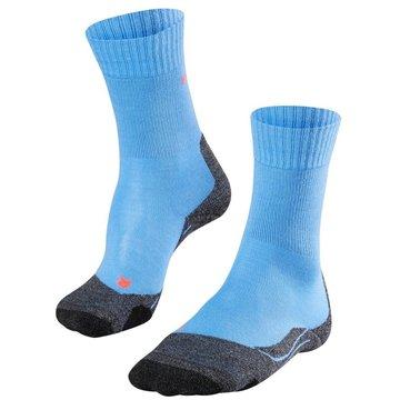 Falke Hohe SockenTK2 - 16445 blau