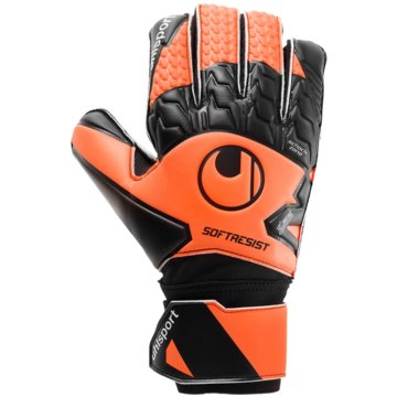 Uhlsport TorwarthandschuheSOFT RESIST - 1011160 orange