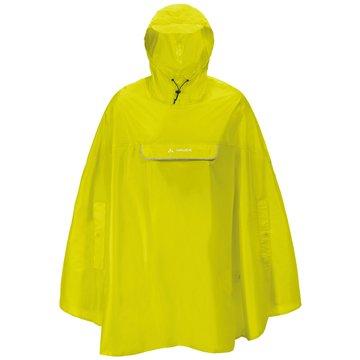 VAUDE Funktions- & Outdoorjacken gelb