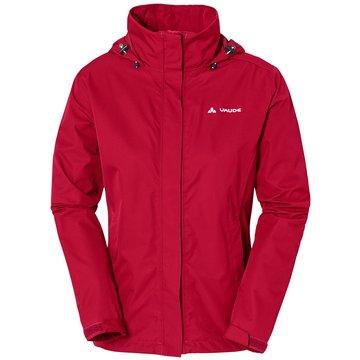 VAUDE Funktions- & OutdoorjackenEscape Light Jacket Damen Outdoorjacke rot rot