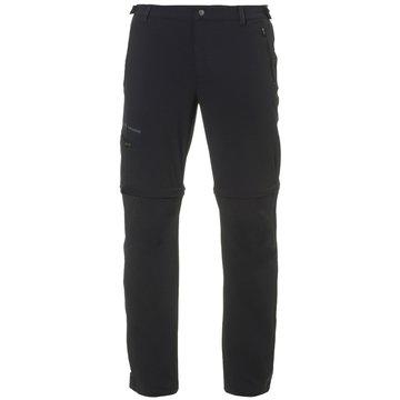 VAUDE Lange HosenMen's Farley Stretch T-Zip Pants II schwarz