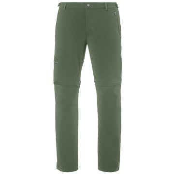 VAUDE OutdoorhosenMen's Farley Stretch T-Zip Pants II grün