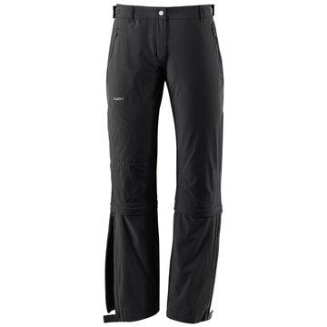 VAUDE OutdoorhosenWomen's Farley Stretch Capri T-Zip II schwarz