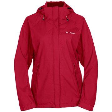 VAUDE FunktionsjackenEscape Pro Jacket Damen Outdoorjacke rot rot