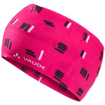 VAUDE StirnbänderCassons Headband rosa