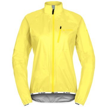VAUDE Funktions- & OutdoorjackenWO DROP JACKET III - 4964 gelb