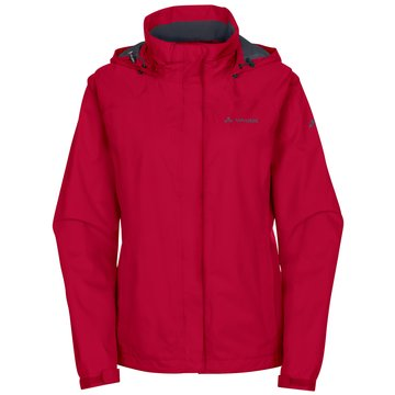 VAUDE ShelljackenWomen's Escape Bike Light Jacket rot