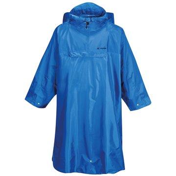 VAUDE Funktions- & OutdoorjackenHiking Backpack Poncho blau