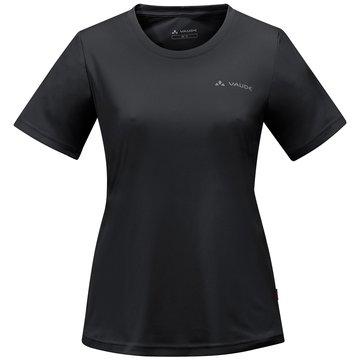VAUDE Funktionsshirts schwarz