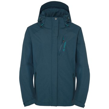VAUDE Funktions- & OutdoorjackenFurnas Jacket II Damen Outdoorjacke dark petrol blau