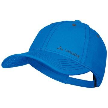 VAUDE CapsSoftshell Cap blau