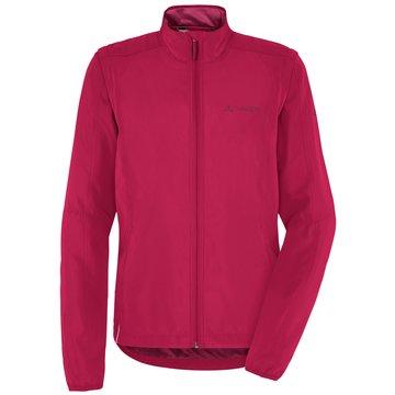 VAUDE Funktions- & OutdoorjackenWomen's Dundee Classic ZO Jacket pink