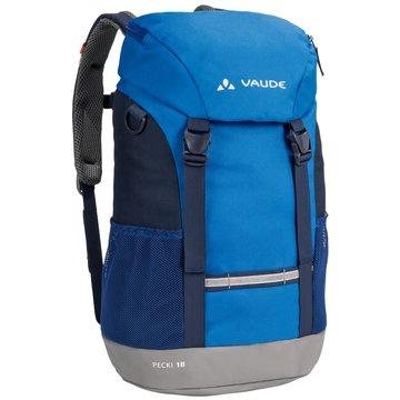 VAUDE KinderrucksäckePECKI 18 - 14023 blau