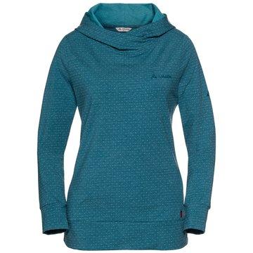 VAUDE Pullover grün