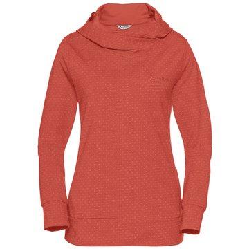 VAUDE SweaterWomen's Tuenno Pullover rot
