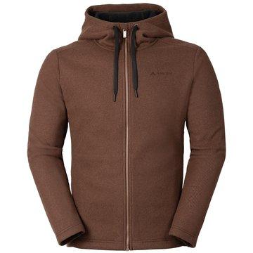 VAUDE Outdoorbekleidung Herren braun