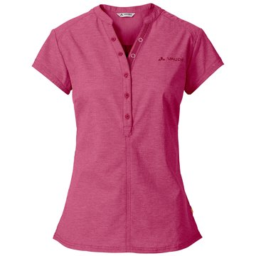 VAUDE Poloshirts pink