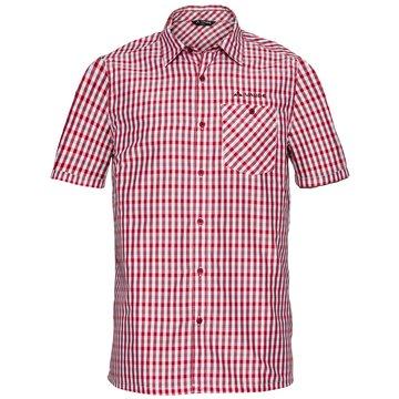 VAUDE Hemden rot