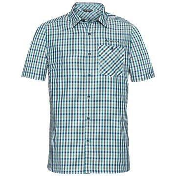VAUDE Hemden blau