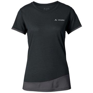 VAUDE T-Shirts schwarz