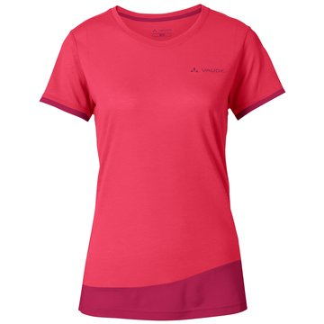 VAUDE T-Shirts pink
