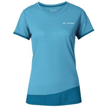 VAUDE FunktionsshirtsWomen's Sveit Shirt blau