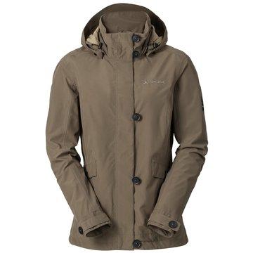 VAUDE Funktions- & OutdoorjackenChola Jacket III Damen Outdoorjacke coconut beige