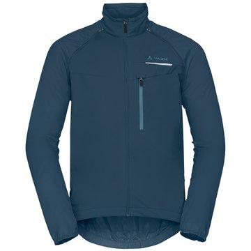 VAUDE Funktions- & Outdoorjacken blau