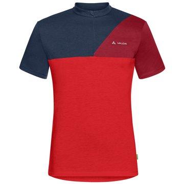VAUDE T-ShirtsMen's Tremalzo T-Shirt IV rot