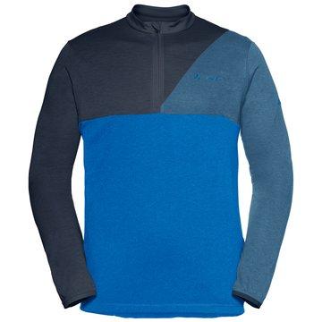 VAUDE LangarmshirtMen's Tremalzo LS Shirt blau