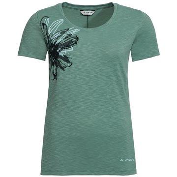 VAUDE T-ShirtsWO SKOMER PRINT SHIRT II - 40887 grün