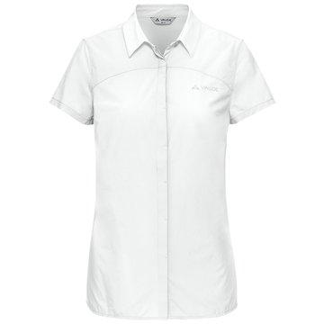 VAUDE KurzarmblusenWomen's Skomer Shirt II weiß