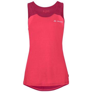 VAUDE Sport-BHs pink